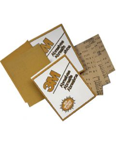 Production Resinite Fre-Cut Gold Paper Sheets (3m Marine)