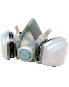 Dual Cartridge Respirator Assembly Organic Vapor P95 (3m Marine)