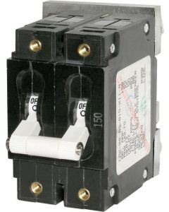 Blue Sea C-Series Toggle Double & Triple Pole DC Circuit Breakers
