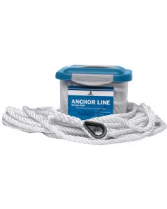 Samson Pro-Set Premium 3-Strand Twisted Nylon Anchor Line Twisted Anchor Line