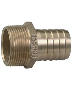 Straight Pipe To Hose Adapter (Perko)