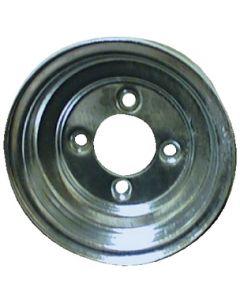 Steel Wheels, Eight Spoke, Galvanized - Loadstar