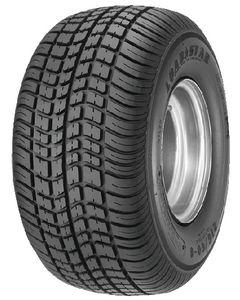 """Kenda K399 10"""" Bias Tire & Steel Wheel Assembly, 205/65-10 - Loadstar"""