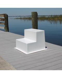 C&M Marine Products Dock Steps