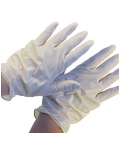 Spectrum Color Latex Disposable Gloves