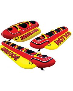 Airhead Hot Dog Boat Towables 2, 3, 5 Person