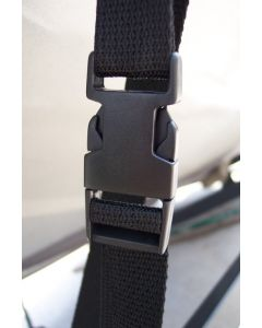 Westland Boat Cover Strap-Buckle Tie Downs