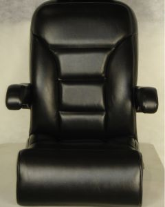 Lexington High Back Reclining Yacht Style Helm Seat with Arms & Bolster