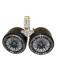 Polk DB651 Black Double Barrel Speakers