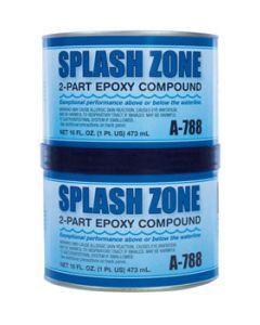 Splash Zone A-788 Two-Part Epoxy Repair Compound - Pettit Paint