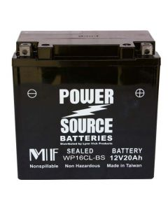 Power Source Batteries - PWC Battery