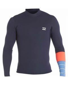 Billabong Men's 2mm Revolution Tribond Long Sleeve Jacket Wetsuit
