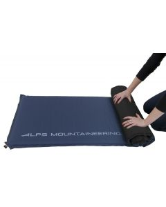 ALPS Mountaineering Lightweight Air Pad XL steel blue