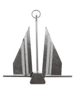 Seasense Galvanized Slip Ring Fluke Anchors