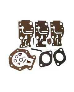 Sierra Carburetor Kit for Johnson/Evinrude - 18-7219 replaces 431897, 439073, 398508