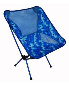 Taylor Made Ultralight Chair Blue Sonar