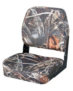 Wise Camo Low Back Fold/Down Hunting Fishing Seat