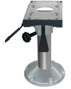 Wise Fixed Height Locking Pedestals with Fore and Aft Slide