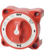 Blue Sea Systems High Performance 4-Position Battery Switch with AFD