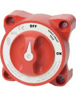 Blue Sea Systems Battery Switch Single Circuit ON-OFF with Alternator Field Disconnect, E-Series