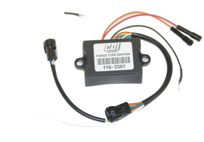 cdi electronics force chrysler marine 116 5301 switch box rh iboats com