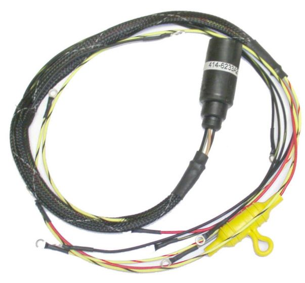 IB00158230 cdi electronics mercury marine 414 6233a2 cannon plug engine harness