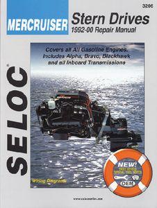 seloc volvo penta stern drives 2003 2012 repair manual all gasoline rh iboats com Volvo Penta Wiring Harness 03 Volvo Penta 4.3