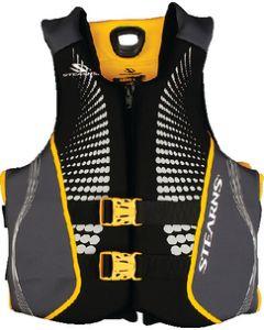 Stearns Men's V1 Series Hydroprene Vest, Men's V1 Series Hydroprene Vest, Gold Rush Sm.