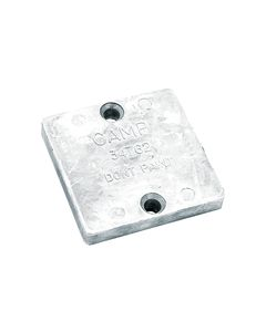 Camp Mercruiser Gimbal Housing Anode Plate, Zinc