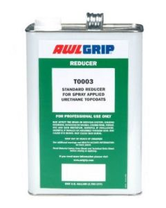 Awlgrip Standard Spray Top Coat Reducer, Quart