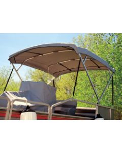 Taylor Made Ultima Bimini (with frame), Cranberry 84098