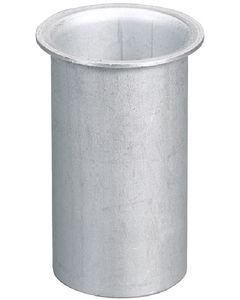 "Moeller 1-7/8"" Aluminum Drain Tube"