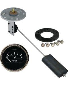 """Moeller 4""""-28"""" Electric Sending Unit Kit w/Gauge"""