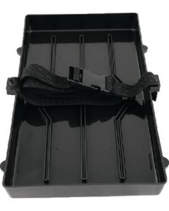 Moeller Battery Tray w/Strap, Group 27