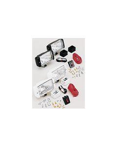 Optronics Black Docking Light Kit