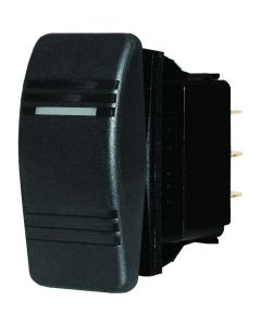 Blue Sea Systems 8286 Water Resistant Contura Switch, Black