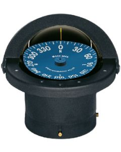 Ritchie Supersport Compass,  Flush Mount,  4 1/2 Dial,  Black