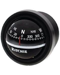 Ritchie Explorer The Perfect Small Power Boat Compass, Black