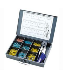 Ancor 257 Piece Heat Shrink Connector Kit