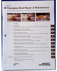 West System F/G Boat Repair & Maintenance