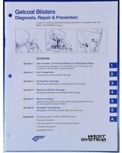 West System Gelcoat Blisters: Diagnosis, Repair