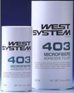 West System 6 Oz 403 Microfibers Filler