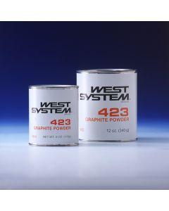 West System 12 Oz 423 Graphite Powder Additive