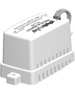 Rule-A-Matic Float Switch with Fuse Holder, Mercury Free