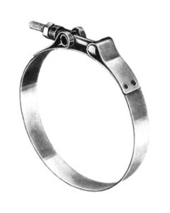 Shields 2 1/2 T Bolt Band Clamp