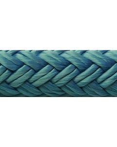 "Seachoice Double Braided Nylon Fender Line, Blue, 1/4"" X 6' Fender Lines"