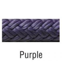 "Seachoice Double Braided Nylon Fender Line, Purple, 1/4"" X 6' Fender Lines"