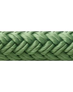 "Seachoice Nylon Anchor Line, Forest Green, 3/8"" X 100' Braided Anchor Line"