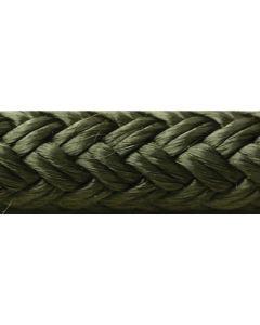 """Seachoice Nylon Anchor Line, Black, 3/8"""" X 100' Braided Anchor Line"""