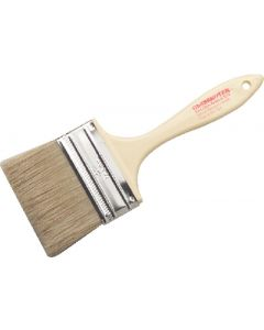 Corona Glasskoter Paint Brush, Re-Usable Throw-Aways, 3 Size, 3/8 Thick, 1 5/8 Trim